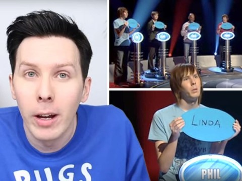 Phil Lester revisits awkward Weakest Link appearance as he's brutally roasted by Anne Robinson