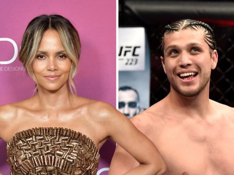 Halle Berry taking her craft seriously as she hires UFC fighter to train for movie role