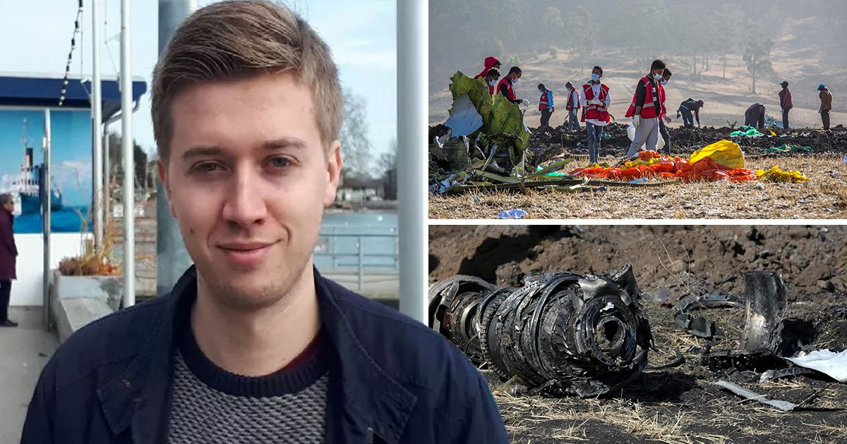 Dad says aid worker, 25, killed in Ethiopia plane crash was 'so very special'