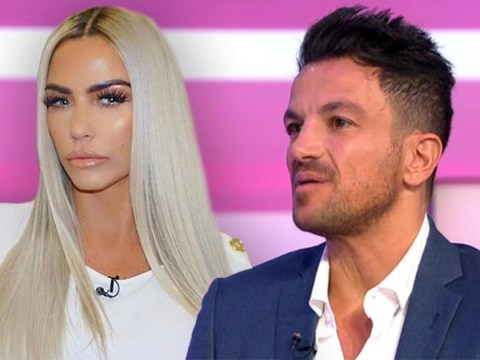 Katie Price brands Peter Andre 'worst husband ever' as she insists there is no legal case