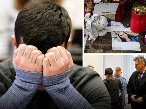 Iraqi immigrant admits killing girl, 14, but denies raping her at German shelter