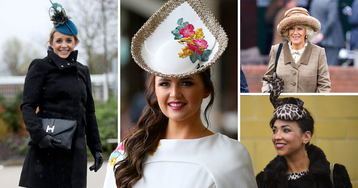 Cheltenham Festival 2019: The best fashion from day one of the races