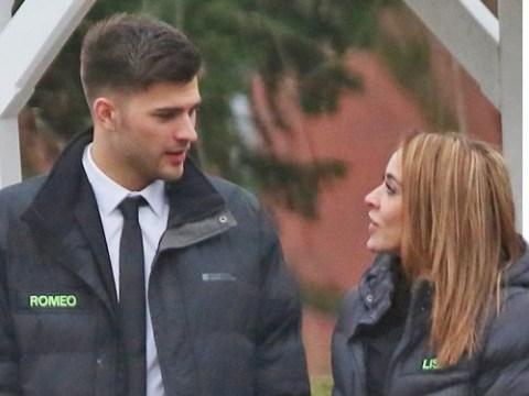 Hollyoaks spoilers: Shock death ahead as Stephanie Davis and boyfriend Owen Warner film funeral scenes