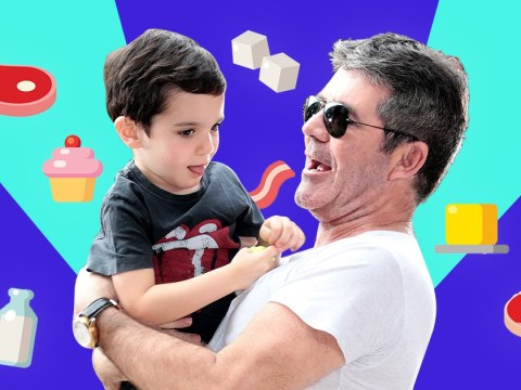 Simon Cowell cuts out dairy, sugar and gluten to lose half a stone and calls it 'the Eric Cowell diet'