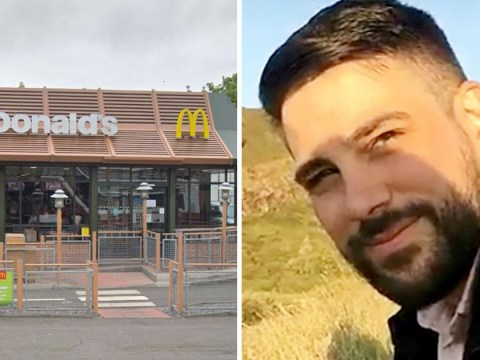Man bottled in McDonald's claims staff wouldn't help before customer got served