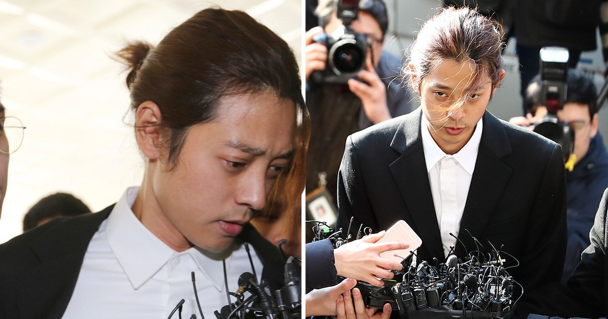 K-pop star Jung Joon-young admits filming himself having sex with '10 women': 'I didn't feel sense of guilt'