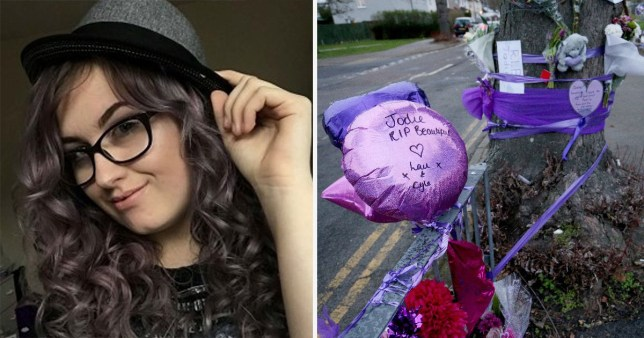 Teen. 17. charged with murder of Jodie Chesney