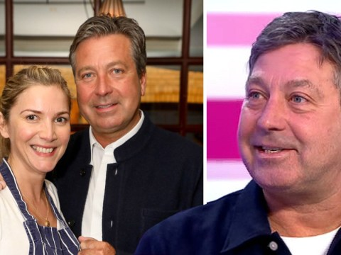 Masterchef's John Torode reveals Lisa Faulkner 'didn't say yes' to marriage proposal for three hours