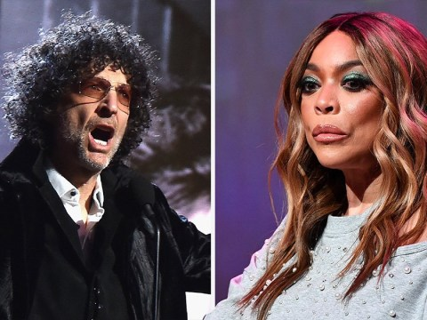 Howard Stern and Wendy Williams go to war as he brands her a 'jealous b***h' over claims he's 'too Hollywood'
