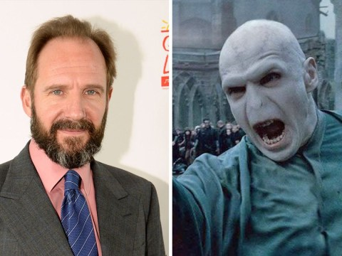 Ralph Fiennes initially turned down the role of Lord Voldemort in Harry Potter