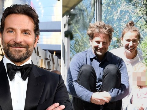 Bradley Cooper and Irina Shayk look blissed up with daughter Lea after controversy with Lady Gaga