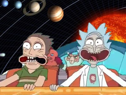 Rick and Morty celebrate as astrophysics discovery named after Whirly Dirly – because why not?