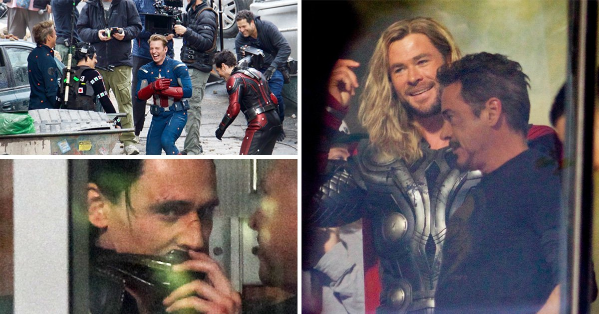 Avengers: Endgame set pictures may prove time travel theory after surprise trailer leaves fans speculating