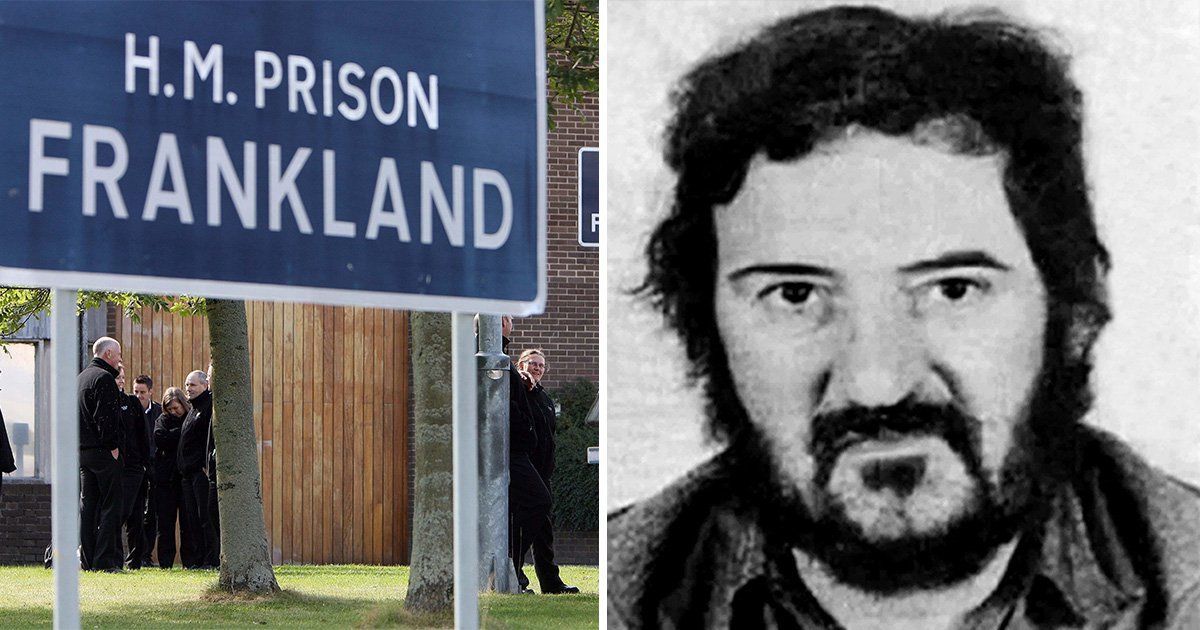 Yorkshire Ripper appeals to be transferred because he's 'not a risk anymore'