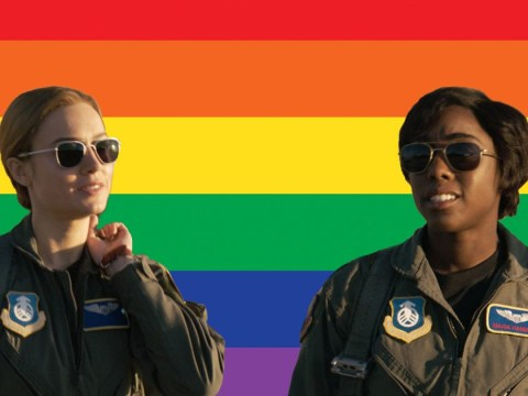 Captain Marvel fans convinced Carol Danvers is a lesbian as they call for gay storyline