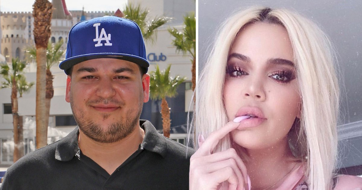 Khloe Kardashian shares sweet birthday message for 'best friend and brother' Rob: 'I will support you'