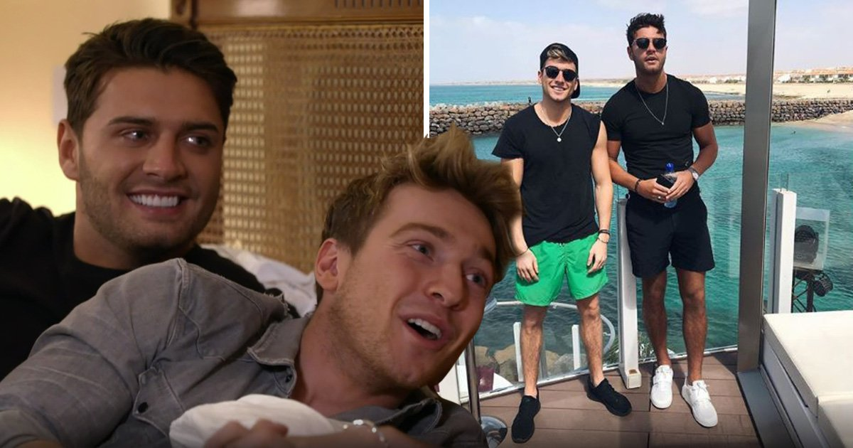 Celebs Go Dating's Sam Thompson admits he 'could have done more' in tribute to Mike Thalassitis
