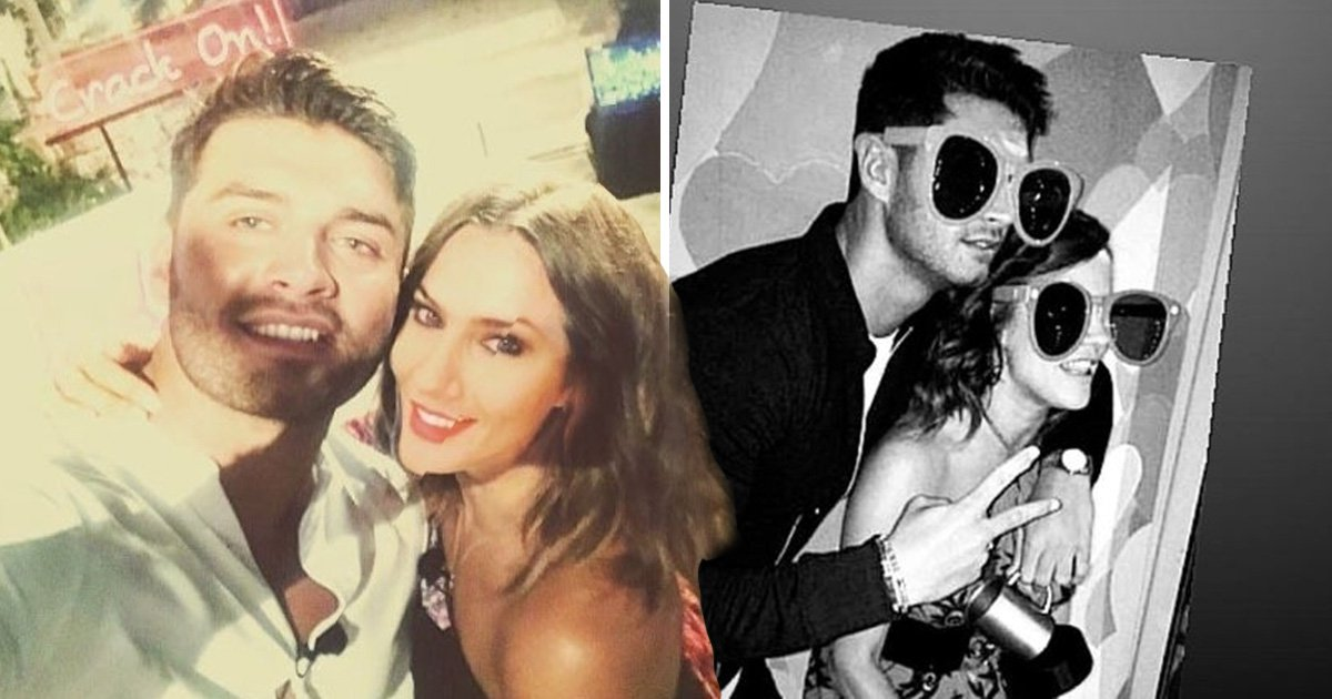 Caroline Flack pays late-night tribute to Mike Thalassitis after police confirm suicide