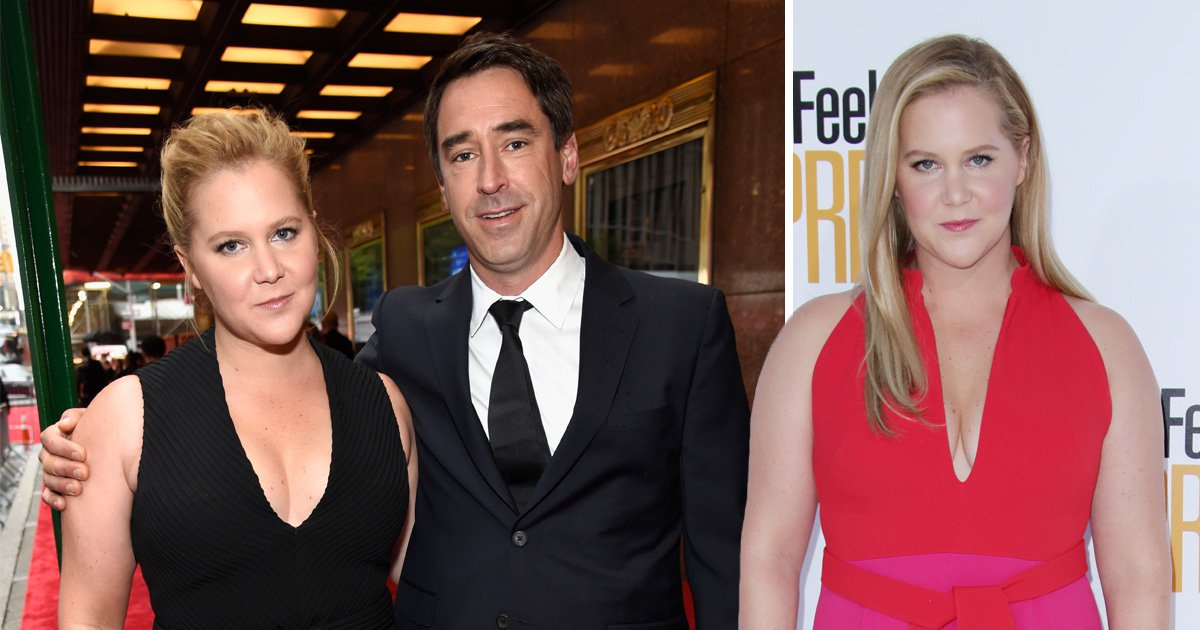 Amy Schumer reveals husband Chris Fischer's autism: 'The reason I fell madly in love with him'