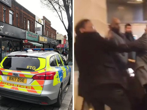 Multiple injuries after massive brawl turns into 'knife fight' in restaurant