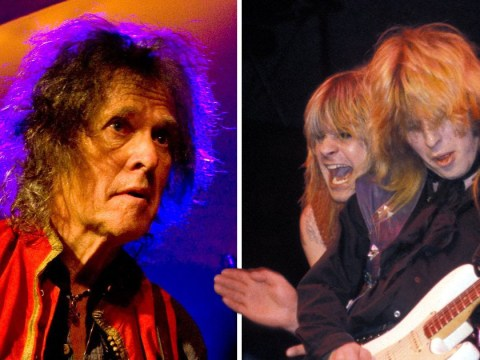 Ozzy Osbourne remembers guitarist Bernie Torme as he dies aged 66
