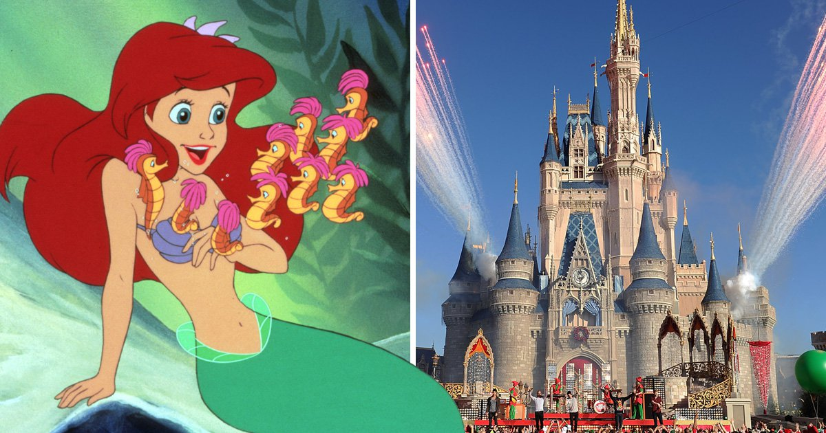 You can now learn to swim like The Little Mermaid at Disney World resorts