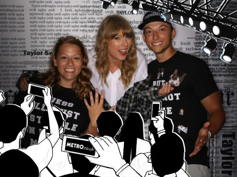 What Happens On Tour: Taylor Swift's cheeky comment during fan's surprise backstage proposal revealed