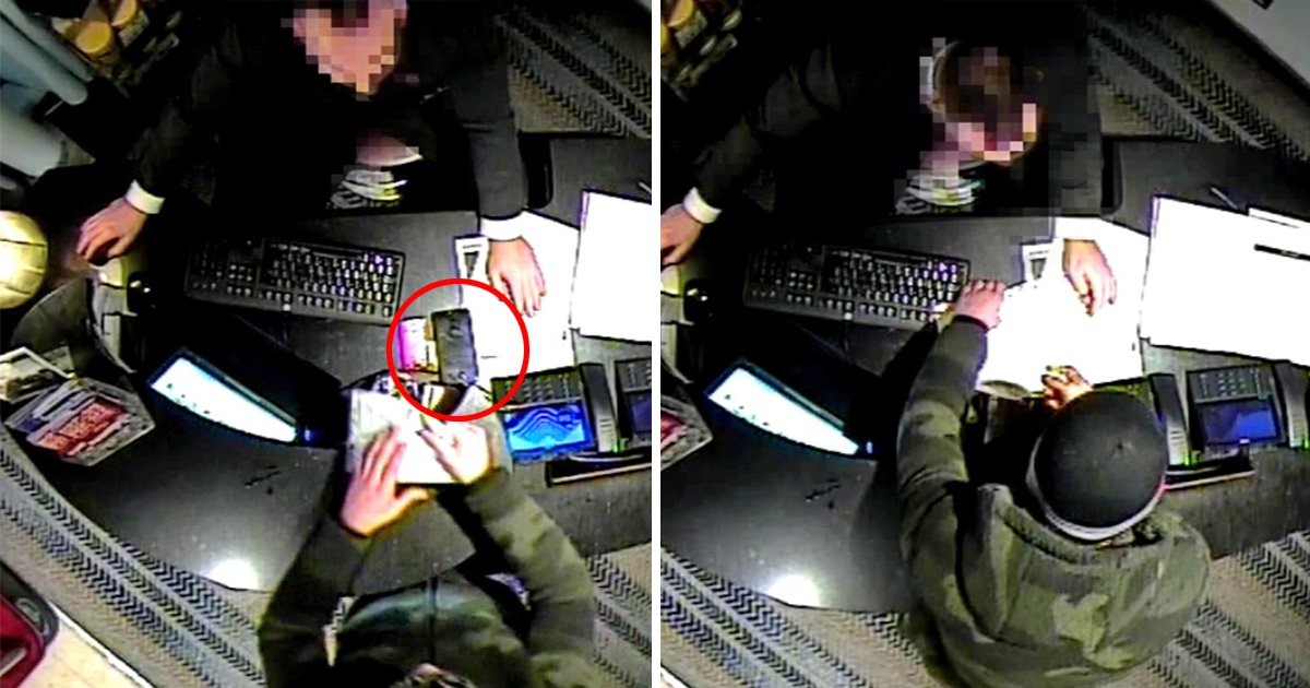 Video highlights how easily thieves distract and steal from victims