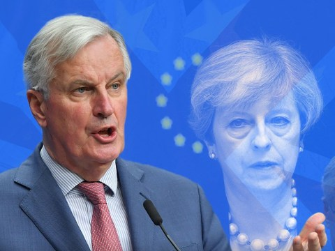 Barnier says May has to prove Brexit delay is 'useful' and warns 'uncertainty costs'
