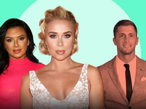 Gabby Allen suggests Love Island star Alexandra Cane should emigrate if Dan Osborne cheating rumours are true