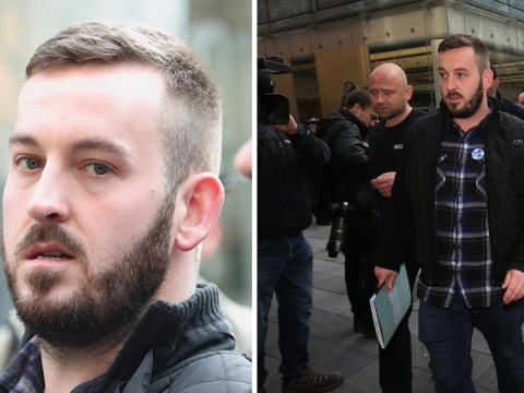 Yellow Vest activist James Goddard guilty of assaulting photographer