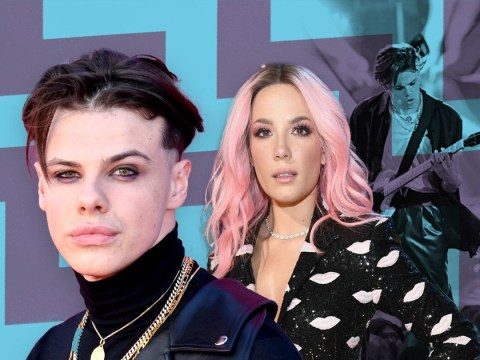 Yungblud on chemistry with girlfriend Halsey: 'She's amazing and we created magic on 11 Minutes'