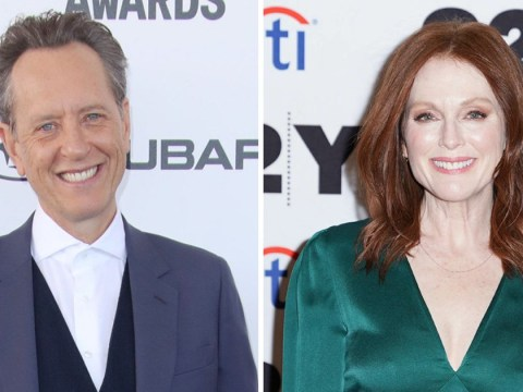 Richard E Grant reveals Julianne Moore was fired from Can You Ever Forgive Me? over fat suit