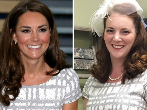 Kate Middleton superfan copies all the Duchess of Cambridge's outfits on a budget