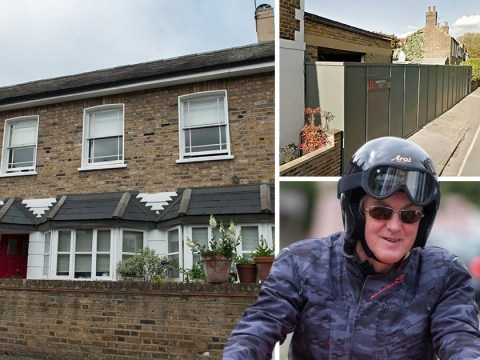 James May impresses neighbours as he demolishes two properties to make way for £3million super house