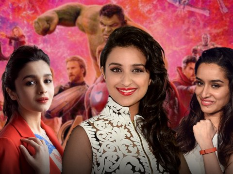 Parineeti Chopra calls for Marvel's first Indian superhero film – and wants Alia Bhatt and Shraddha Kapoor to star with her