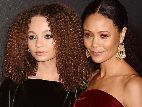 Thandie Newton's daughter Nico Parker reveals mum's protective side ahead of acting debut in Dumbo