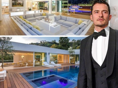 Orlando Bloom's Beverly Hills house could be yours – if you've got a spare $8.9million