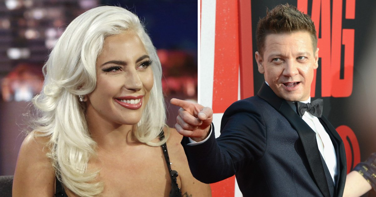 Lady Gaga 'leaning on Jeremy Renner for support' after splitting from fiance Christian Carino