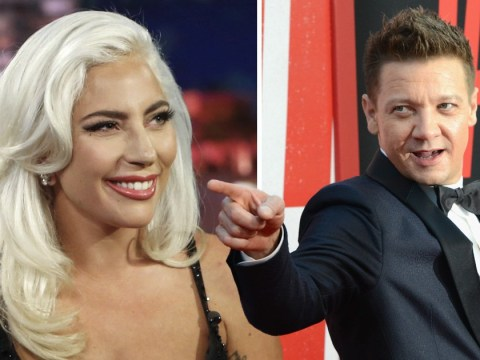 Lady Gaga 'spending time' with Jeremy Renner after splitting from fiance Christian Carino