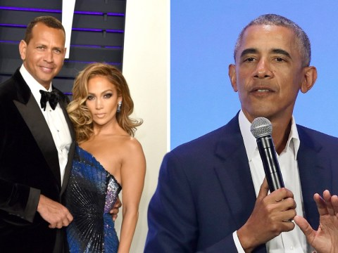 Barack Obama sent Jennifer Lopez and A Rod a personal letter to congratulate their engagement