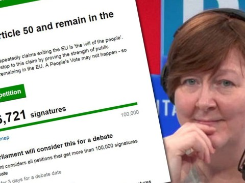 Death threats made against organiser of Brexit petition to revoke Article 50