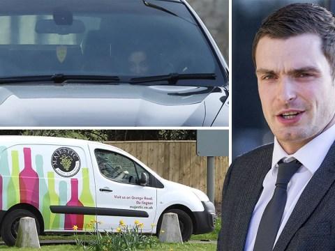 Adam Johnson's family celebrate paedophile ex-footballer's freedom with wine