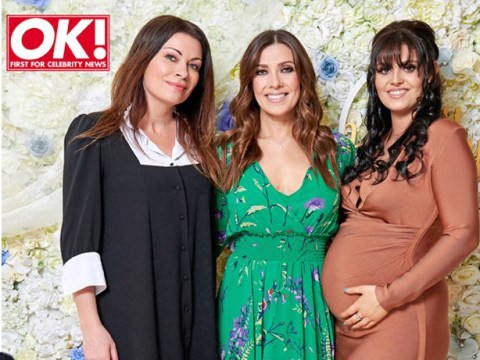 Kym Marsh will be daughter's birthing partner as she becomes grandma for first time: 'It was just a given'
