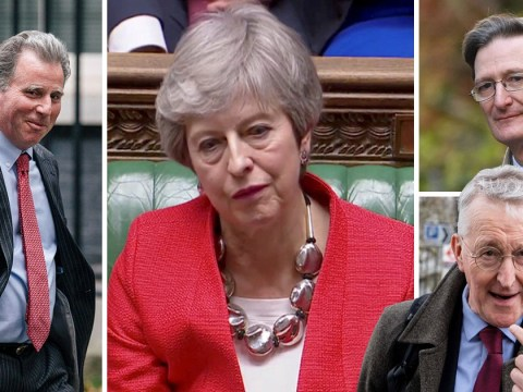 Theresa May's battle to stay in power as MPs try to take over Brexit