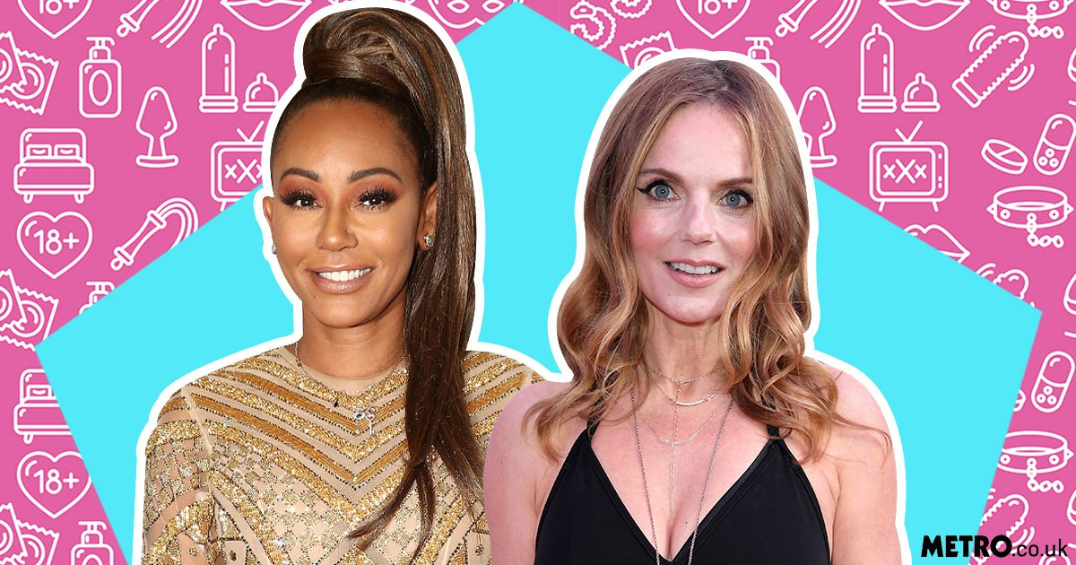 So what if Mel B and Geri had sex – that doesn't make them bad wives or mums