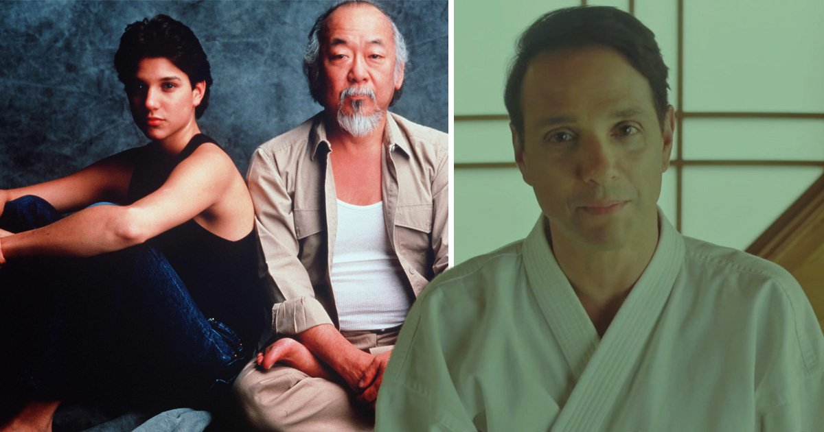 Actor Ralph Macchio isn't up for doing another Karate Kid film as he thinks superhero movies get the most screen time