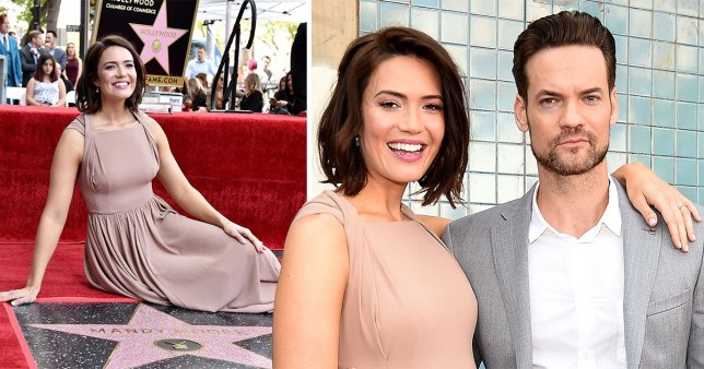 Mandy Moore Reunites With Shane West On Hollywood Walk Of Fame Metro News