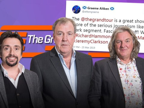 Jeremy Clarkson shuts down The Grand Tour critic asking for more 'serious journalism' from season 3