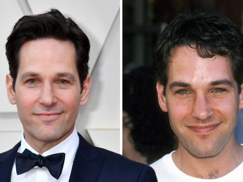 Paul Rudd reveals secret to never ageing – and it involves darkness and lots of moisturiser